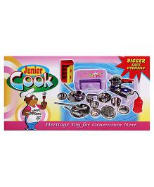 Sunny Junior Cook Kitchen Set (Color May Vary)