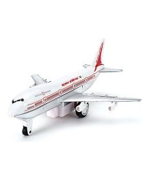Speedage Jumbo 747 Pull Back Air Plane Model (Color May Vary)