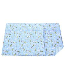 Tinycare Diaper Changing Sheet Blue Large (Prints may vary)