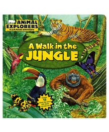 A Walk In The Jungle - English