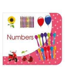 Art Factory Numbers Board Book - English