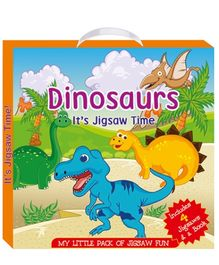 Art Factory Dinosaurs My Little Pack of Jigsaw Puzzle