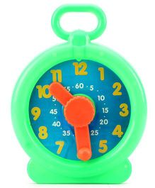 Venus PVC Learn Time Clock (Color & Design May Vary)