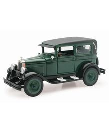 New-ray Chevyl Imperial Lanau 4 Door Car - Green