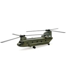 New-ray Boeing CH-47 Chinook Plane - Green