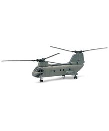 New-ray Boeing CH-46 Chinook Plane - Grey