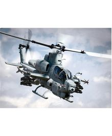 New-ray Die-Cast Bell AH-1Z Cobra Helicopter