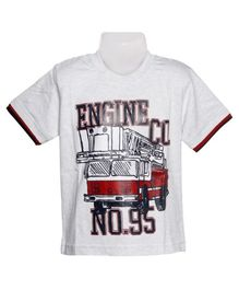 T-Shirt - Fire Engine
