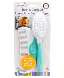 Summer Infant Brush And Comb Set