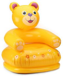 Intex Happy Animal Chair Bear