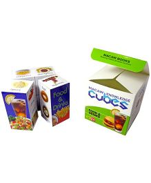 Macaw Early Learning Cubes - Food And Drinks