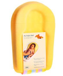 Owen My 1st Bath Support - Yellow