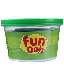Fun Dough Funskool Dark Green - 3 Oz
