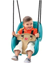 Step2 Infant to Toddler Swing - Green
