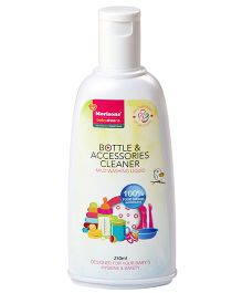 Morisons Baby Dreams Bottle And Accessories Cleaner - 250 ml