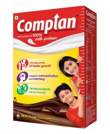 Complan Royal Chocolate Refill Pack - 750 gm