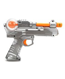 Simba Planet Fighter Light Shooter Gun - Silver