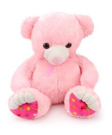 Liviya Teddy Bear Soft Toy Pink - Height 64 cm