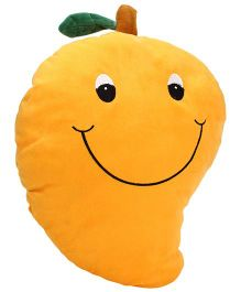 Playtoons Mango Cushion - Orange