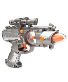 Simba Planet Fighter Light Shooter Gun - Grey