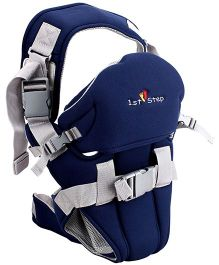 1st Step 6 In 1 Baby Carrier With Superior Lumbar Support And Multiple Safety Belts - Blue