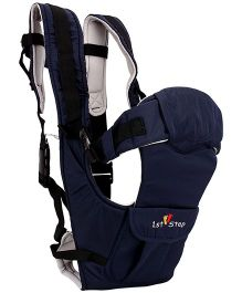 1st Step 5 In 1 Baby Carrier Navy Blue - St-3009