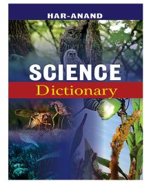 Science Dictionary  - English