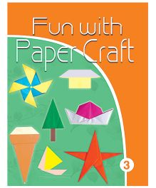 Fun With Paper Craft Book 3 - English