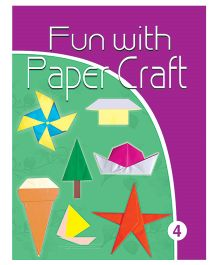 Fun With Paper Craft Book 4 - English