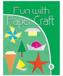Fun With Paper Craft Book 5 - English