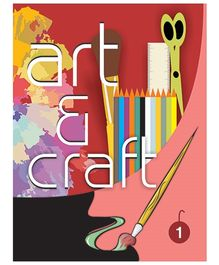 Art And Craft Book 1 - English