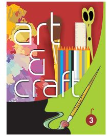 Art And Craft Book 3 - English