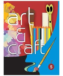 Art And Craft Book 5 - English