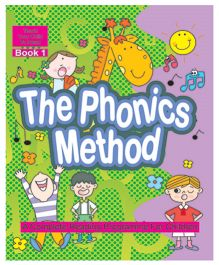 The Phonics Method Book I - English