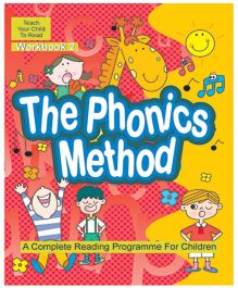 The Phonics Method Workbook II - English