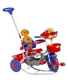 Mee Mee Easy to Roam Tricycle - Red