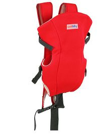 Sunbaby One In One Baby Carrier SB-5008 - Red