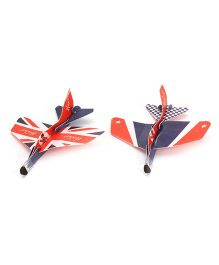 Hamleys Union Jack Hand Gliders - Pack Of 2