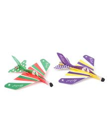 Hamleys New Color Ways Hand Gliders - Pack of 2