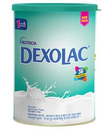 Dexolac 1 Infant Formula - 400gm Tin