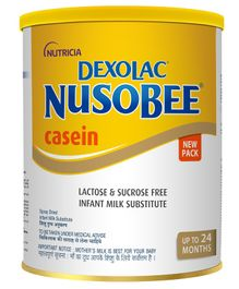 Nusobee Casein 1 Infant Formula - 400 gm Tin