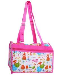 Morisons Baby Dreams Pink Diaper Bag Pink
