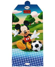 Disney Mickey Mouse And Friends Invitation Card Pack Of 10 - Multi Color