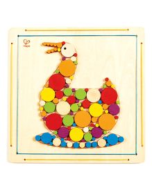 Hape Duck Decor - 97 Pieces