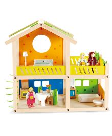Hape Happy Villa Doll House
