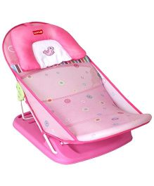 LuvLap Baby Bather Pink Ocean - 18171