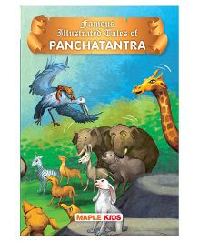 Panchtantra Tales Illustrated - English