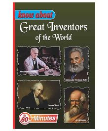 Great Inventors Of The World Know About Series - English