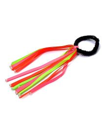 Funkrafts Ponytail Holder - Neon Multicolor
