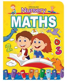 Nursery Maths - English